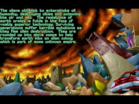 Game Over - X-Com: UFO Defense