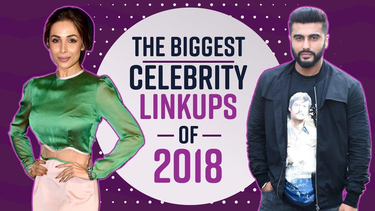 Biggest Bollywood Celebrity Linkups of 2018!