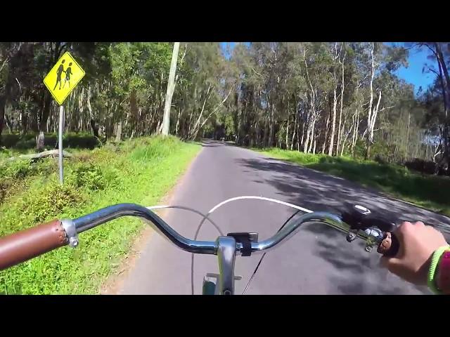 En bicicleta por Australia