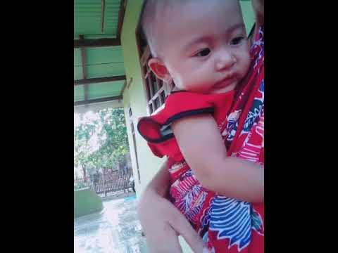 Baby arsyila usianya baru 6 bulan