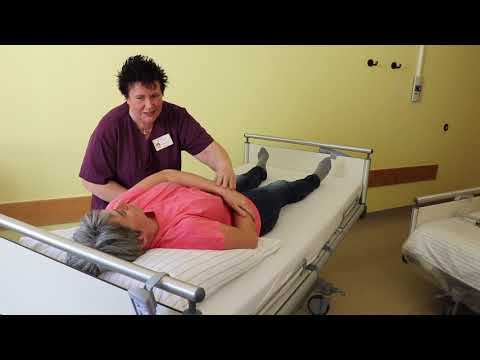 Tag Der Rückengesundheit - Rückengerechtes Arbeiten Bei Pflegebedürftigen Patienten