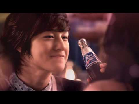 RC Cola Fireworks ft. Kim Bum and Maja Salvador