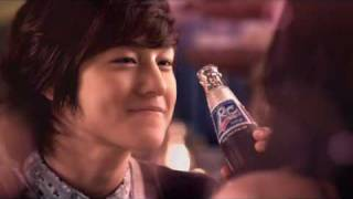 RC Cola Fireworks ft. Kim Bum and Maja Salvador
