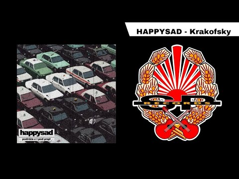 HAPPYSAD - Krakofsky [OFFICIAL AUDIO]