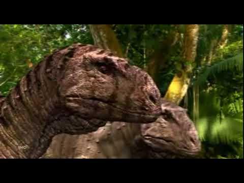 planeta dinosaurio el viaje de po parte 1