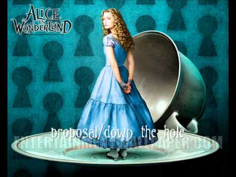 Alice In Wonderland Proposaldown The Hole Youtube