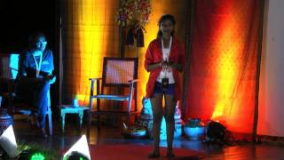 The story of kranti: Robin Chuarasia at TEDxGITAMUniversity
