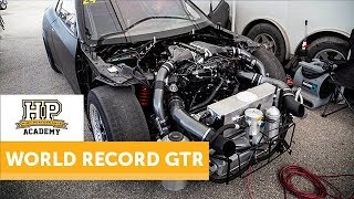 2280WHP R35 GT-R | How To Gun For 6 s While TURBO Limited | Tony Palo [TECH TALK]