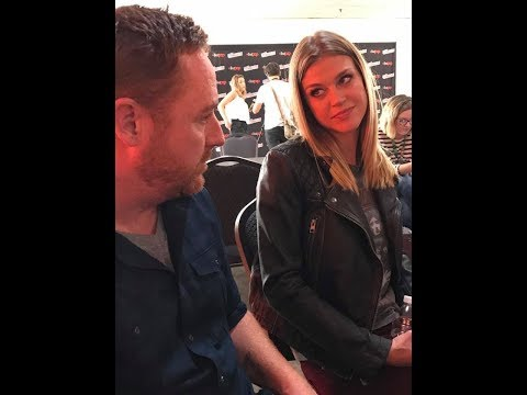 : The Cast of The Orville Adrianne Palicki, Scott Grimes, Penny Johnson Jerald