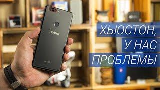 7 дней с Nubia Z17: опыт использования. Проблемы и их решения: Play Market, экран, SIM-ки + Q&A