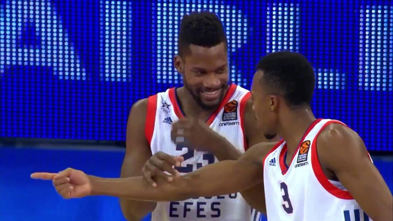 EuroLeague 30. Hafta: Baskonia - Anadolu Efes