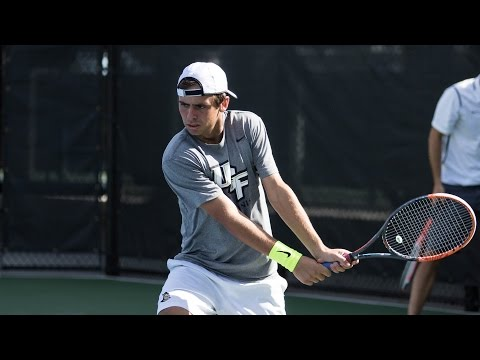 Campus Connect - UCF Men's Tennis Sets High Goals This Season
