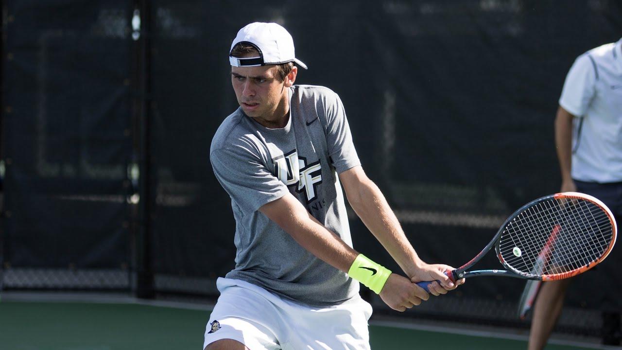 Campus Connect - UCF Men's Tennis Sets High Goals This ...