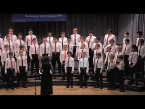 AMIS European Middle School Honor Boys' Choir Festival