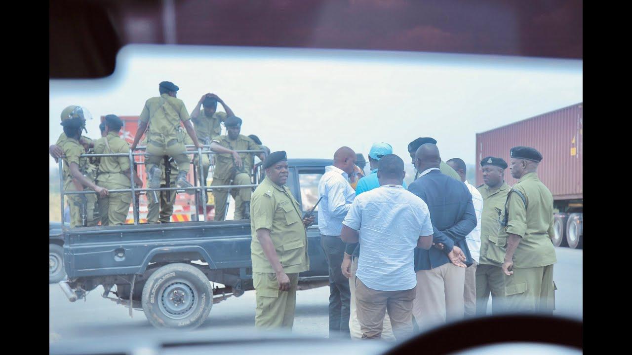 Download MWANZO MWISHO..!! Polisi Walivyomzuia Tundu Lissu Kibaha