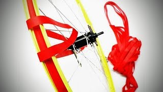 """Unbox PVC gaskets tire bicycle wheels 26"""""""