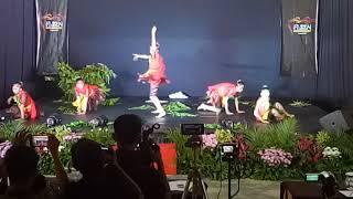 FLS2N 2017 KREATIVITAS TARI SMP TINGKAT NASIONAL