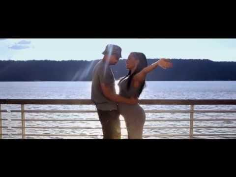 "Peter Gunz & Amina Buddafly ""Never Gonna Be Alone"" official video"