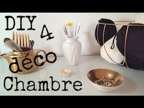 diy d co pour ta chambre am lie barbeau funnycat tv. Black Bedroom Furniture Sets. Home Design Ideas