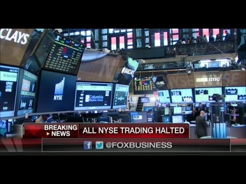 [7-8-15] (NYSE)-US Stockmarket Shuts Down: Antichrist continues 42mths.