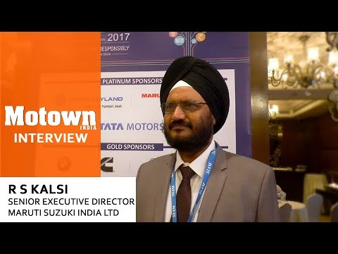 2017 57th SIAM Annual Convention sidelines: 1 (Interview with R S Kalsi)