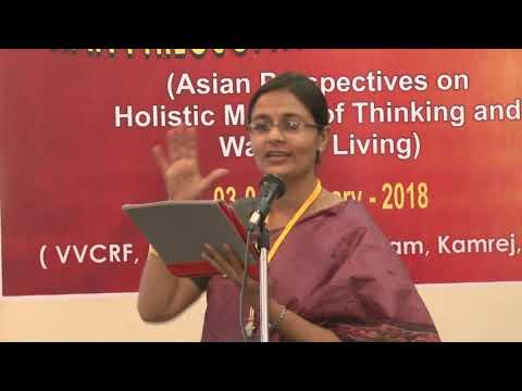 Asian Philosophy Conference  - 03 - 04 Jan 2018 - Parallel Session