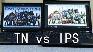 TN與IPS之間有什麼差別?