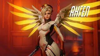 Overwatch - Спасаем всех за Ангела #13