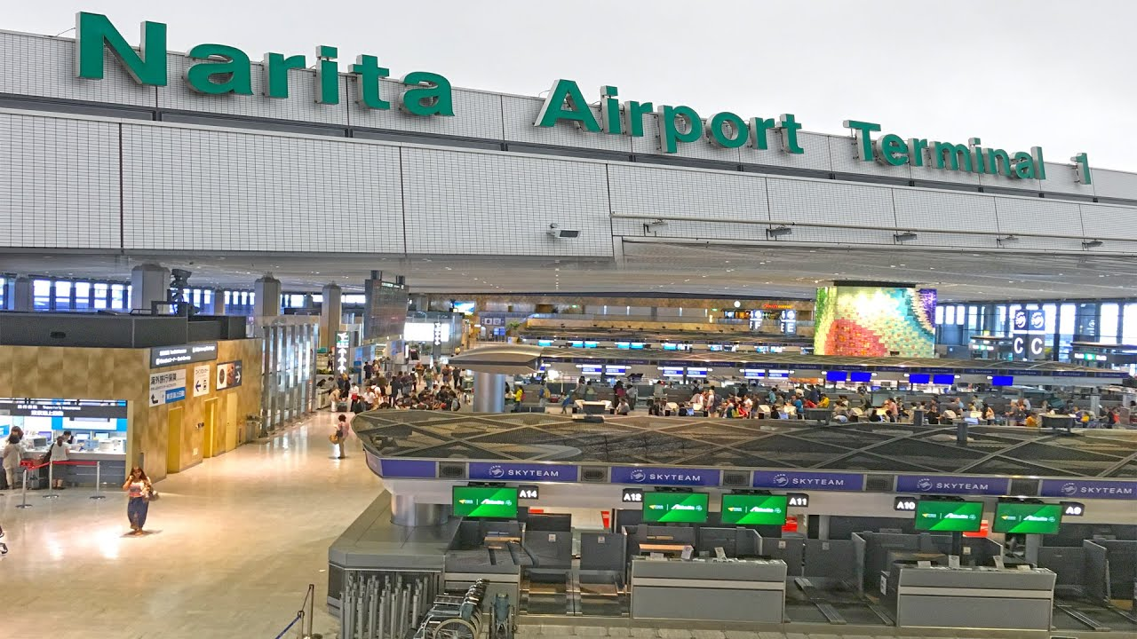 Aeroporto Tokyo : Narita international airport tokyo k youtube
