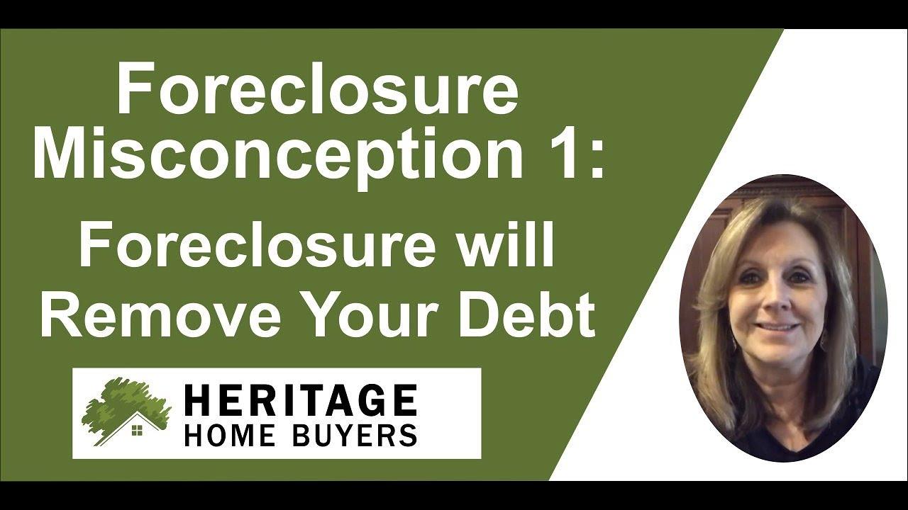 Avoiding Foreclosure in Houston Tx   Misconception 1