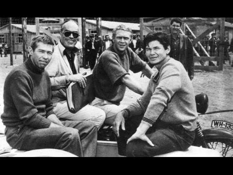 John Sturges on meeting Akira Kurosawa & making THE GREAT ESCAPE (1963)