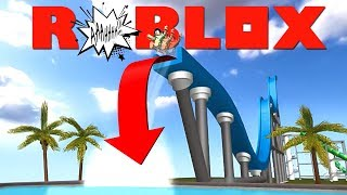 ROBLOX WATERPARK WORLD !! 💦 #1