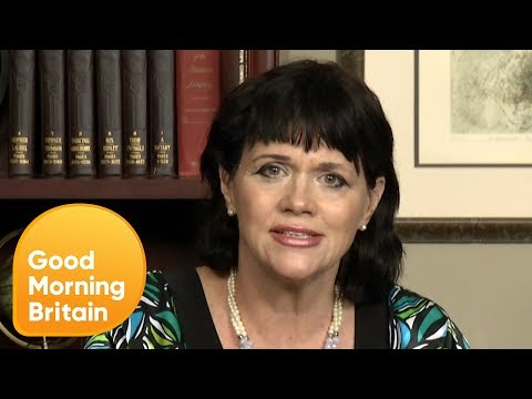 Samantha Markle Concerned About Her Father Following His Heart Attack   Good Morning Britain