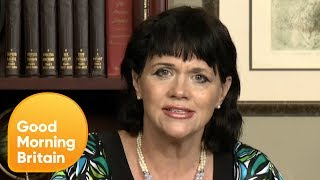 Samantha Markle Concerned About Her Father Following His Heart Attack | Good Morning Britain thumbnail