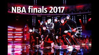 Video Jabbawockeez at the NBA finals 2017 download MP3, 3GP, MP4, WEBM, AVI, FLV Juli 2018