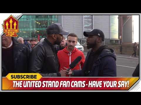 LUKAKU Rubbish! Manchester United 0-0 Liverpool Cheeky Sport FanCam