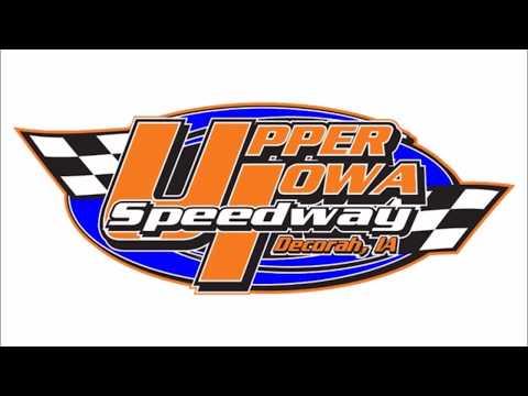 Xcel 600 Modifieds Upper Iowa Speedway 7/21/2018