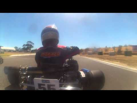 Australia Day Go Kart Race And Rage