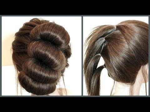 Простой-способ-прически-на-короткие-волосы-для-себя.easy-hairstyle-for-short-hair-for-yourself