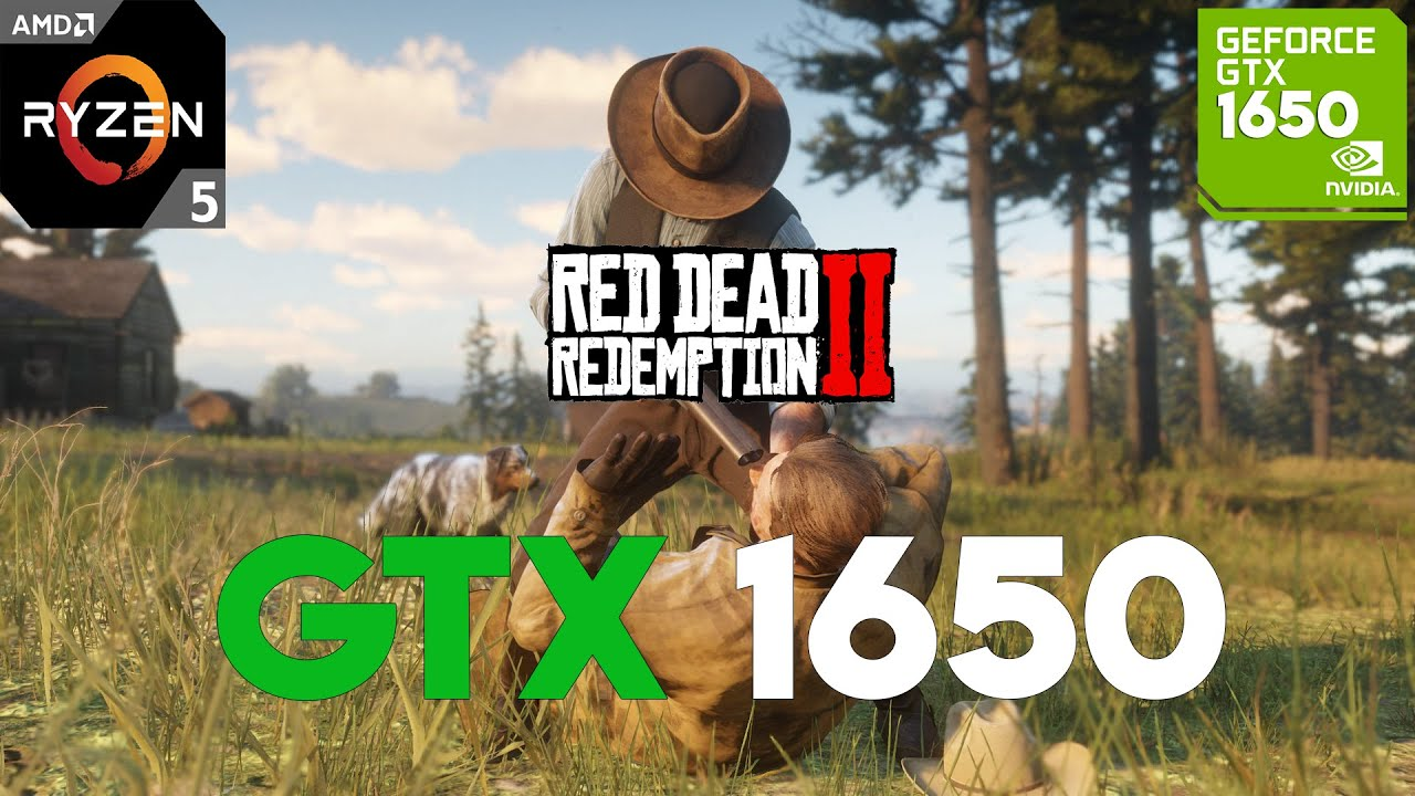Red Dead Redemption 2 GTX 1650 (All Settings Tested)