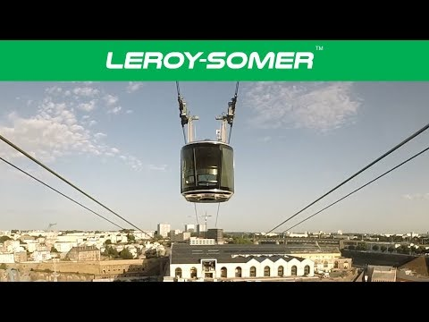 Leroy-Somer powers the new cable-car transit system in Brest: an innovative and original achievement