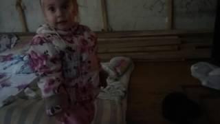 Как правильно кота носить рассказывает ребенок 2 лет