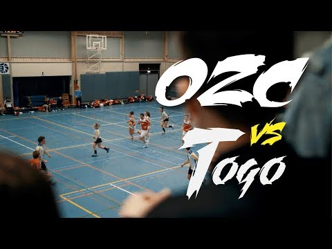 OZC  vs. Togo ( Korfbal game )