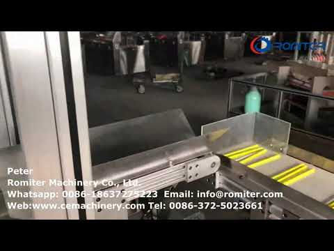 Full Automatic Drinking Paper Straw Forming Making Machine for Europe Market