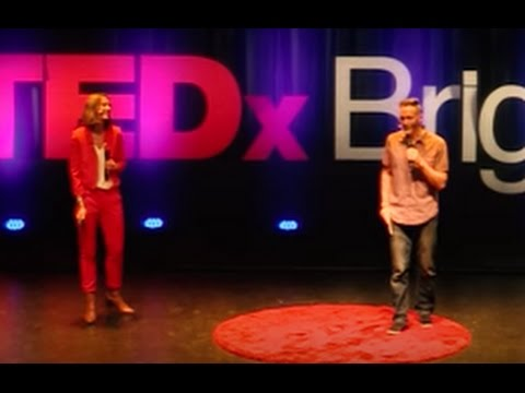Relinquishing Control in Health Care   Dr Laura Marshall-Andrews & Chris Dance   TEDxBrighton