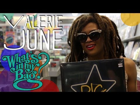 Valerie June - What's in My Bag?