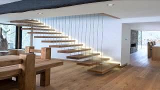 Unique Contemporary Staircases Designs