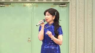 2018.5.8 上野水上音楽堂で収録 若松みどり、水月さやか、鼓八重、佐藤...