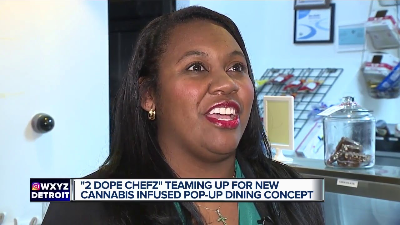 '2 Dope Chefz' teaming up for new cannabis infused pop-up dining concept