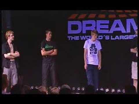 DreamHack Summer 2007 - Femina United Danstävling